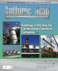 Sulfuric Acid Today 2013 Fall Winter Issue