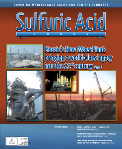 Sulfuric Acid Today 2015 Spring Summer Issue