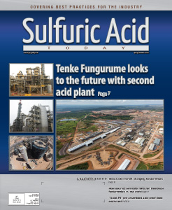 Sulfuric Acid Today 2016 Spring Summer Issue