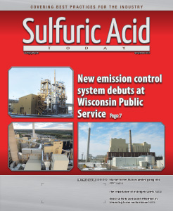 Sulfuric Acid Today 2017 Spring Summer Issue