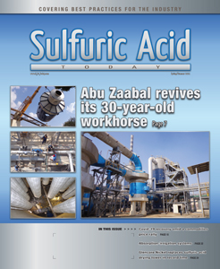 Sulfuric Acid Today 2021 Spring Summer Issue